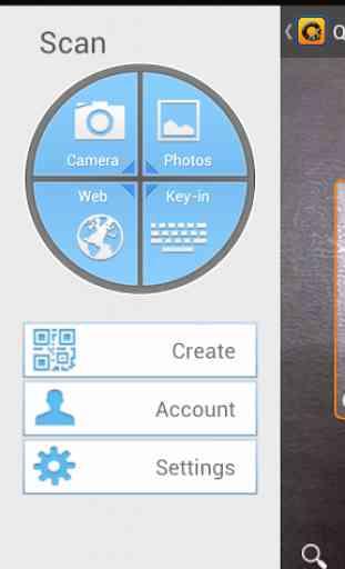 QuickMark Barcode Scanner 3