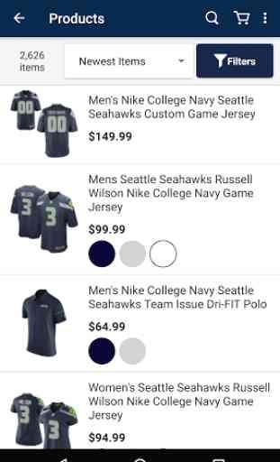 Seattle Seahawks Mobile 4