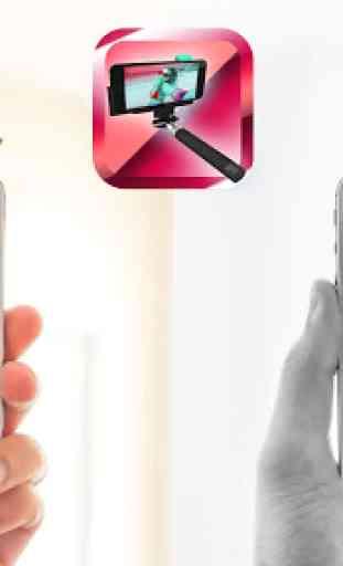 Selfie Camera stick 1