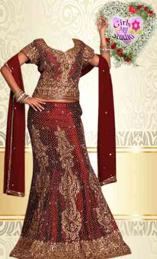 Wedding Dres Suit Photo Editor 1