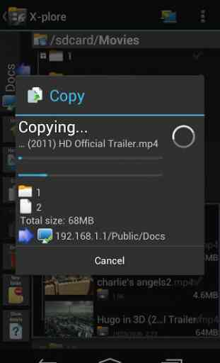 X-plore File Manager 3