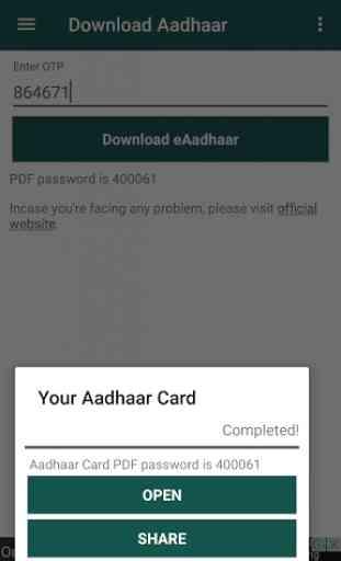 Aadhaar Card Seva 3