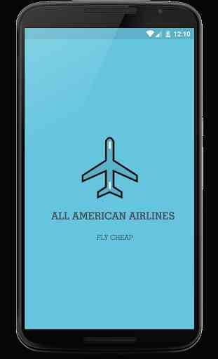 All American Airlines 1