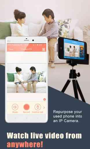 AtHome Camera - Home Security 1