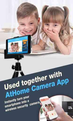 AtHome Video Streamer- Monitor 1