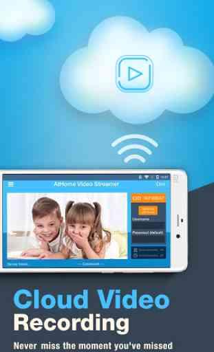 AtHome Video Streamer- Monitor 4