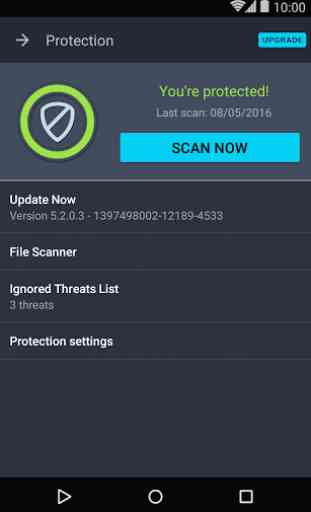 AVG Protection for Xperia™ 4