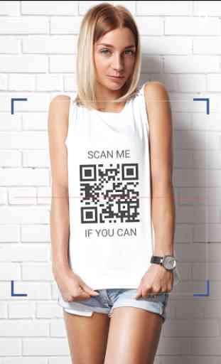 Barcode Scanner & QR Reader 1