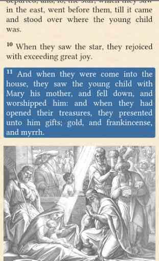 Bible: KJV, BBE, ASV, WEB, LSG 3