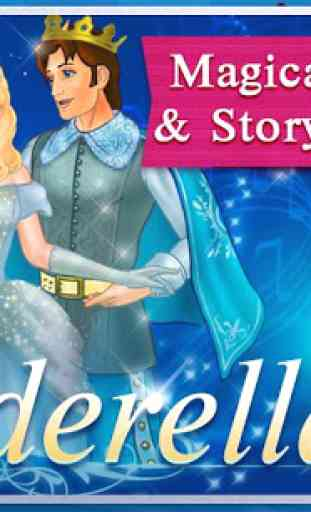 Cinderella Dress Up & Story 1