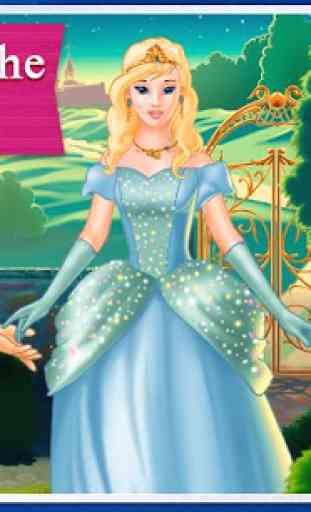 Cinderella Dress Up & Story 2