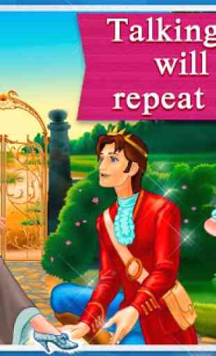 Cinderella Dress Up & Story 4