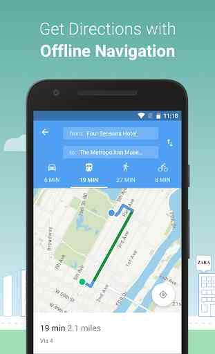 Citymaps: Offline Map & Guides 2