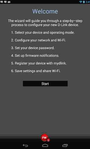 D-Link QRS Mobile 1
