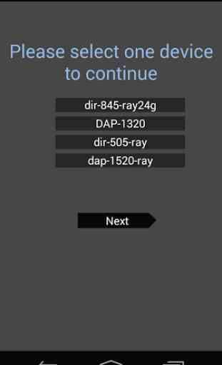D-Link QRS Mobile 2