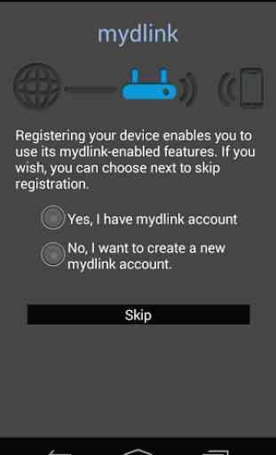 D-Link QRS Mobile 4