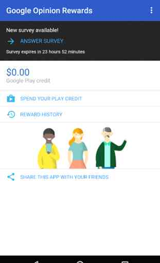 Google Opinion Rewards 2