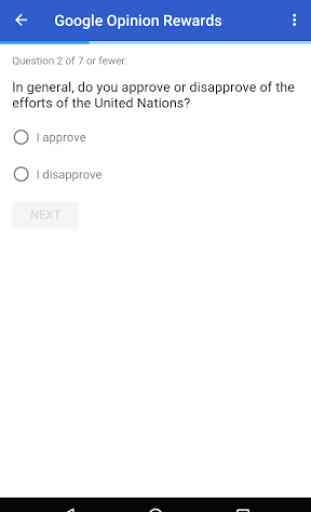 Google Opinion Rewards 3