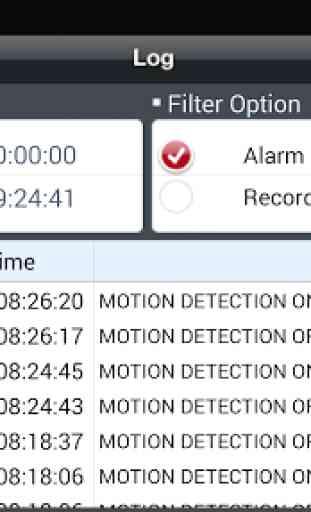 iDVR-PRO Viewer: CCTV DVR App 4