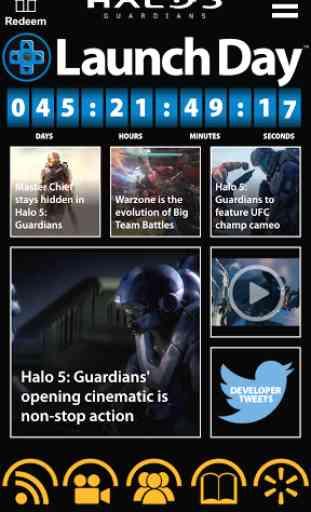 LaunchDay - Halo 5 2
