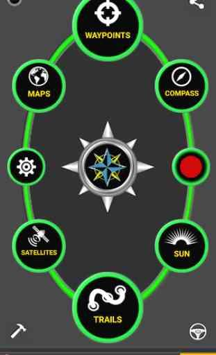 Polaris GPS Navigation 1