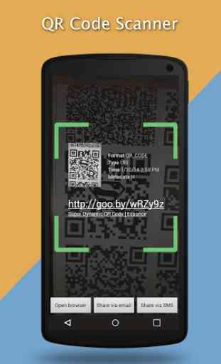 QR Code Scan & Barcode Scanner 1