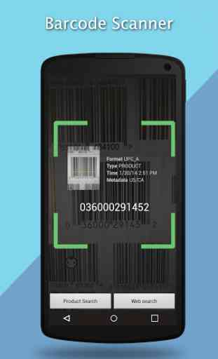 QR Code Scan & Barcode Scanner 2