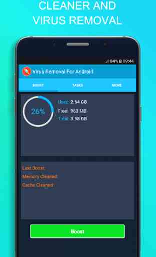 Virus Removal For Android 3