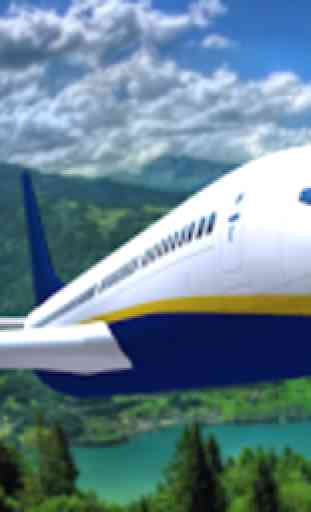Airplane Flying Flight Pilot 1