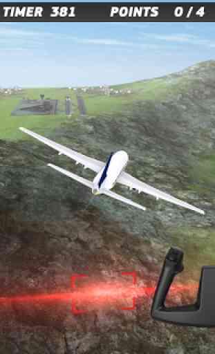 Airplane Flying Flight Pilot 2