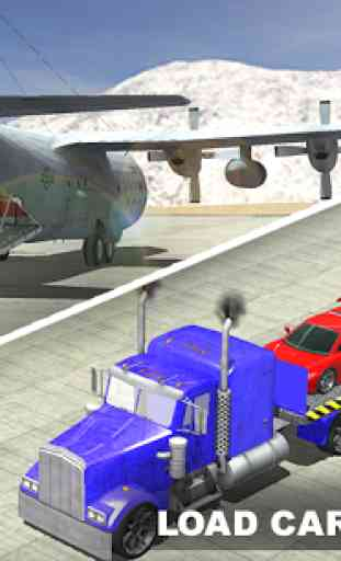 Airplane Pilot Car Transporter 1