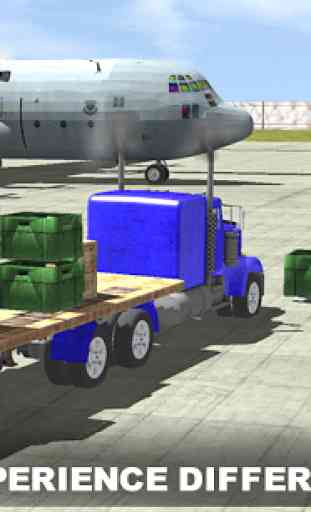 Airplane Pilot Car Transporter 3