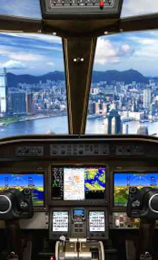 Airplane Real Flight Simulator 1