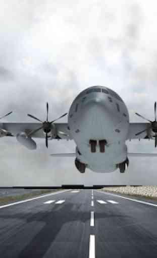 Airplane Real Flight Simulator 2