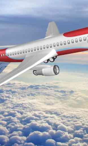 Airplane Real Flight Simulator 4
