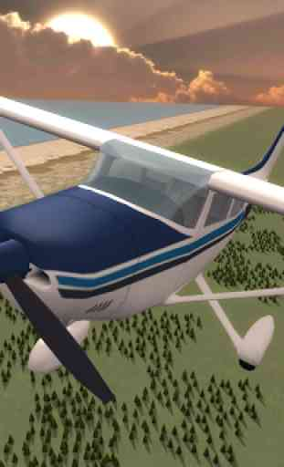 Airplane Simulator Pilot 3D 3