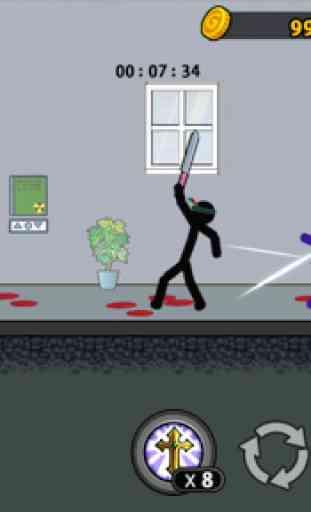 Anger of Stick 5 3