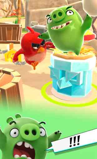 Angry Birds Action! 3