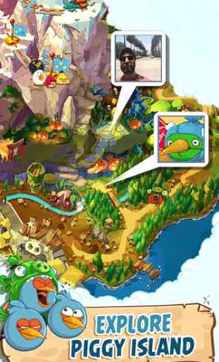 Angry Birds Epic RPG 3