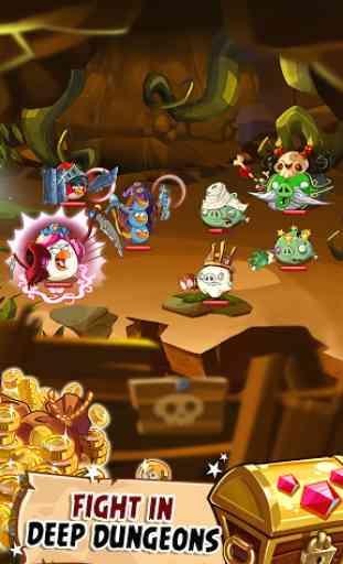 Angry Birds Epic RPG 4