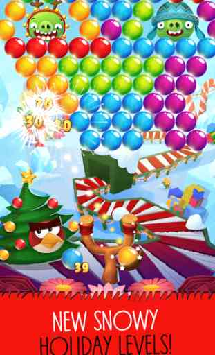 Angry Birds POP Bubble Shooter 2