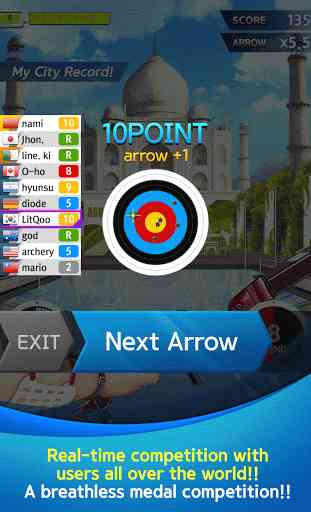 ArcherWorldCup - Archery game 1