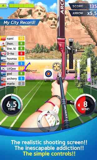ArcherWorldCup - Archery game 2