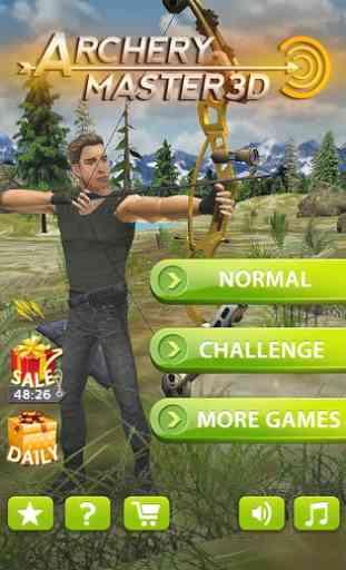 Archery Master 3D 3