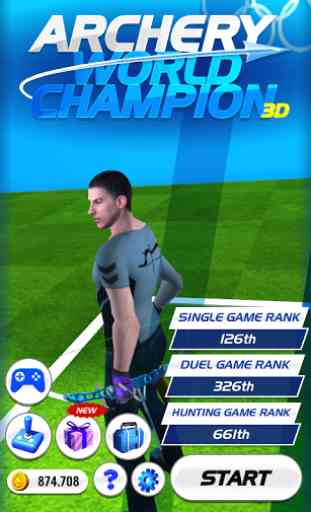 Archery World Champion 3D 1