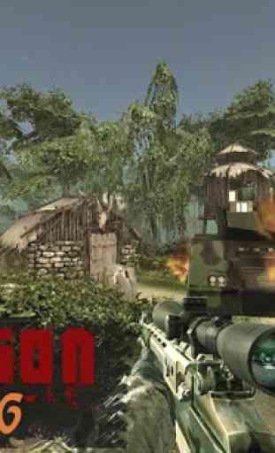 Army Commando Sniper 3D 3