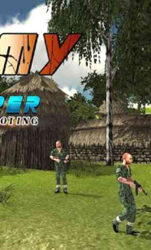 Army Commando Sniper 3D 4