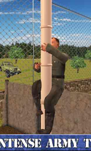 Army Commando Training Duty 2