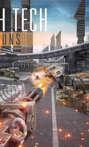 ARMY CONVOY AMBUSH 3D 2