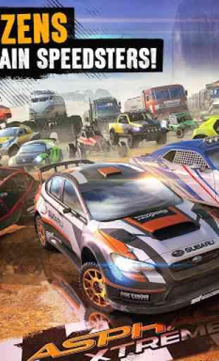 Asphalt Xtreme: Offroad Racing 2